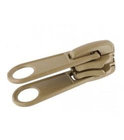 Double pull slider •...