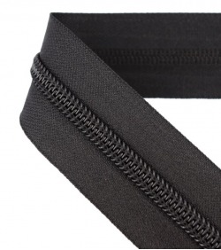 Continuous zip • Spiral 6mm...