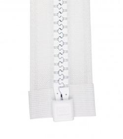 Separablezipper •White•...