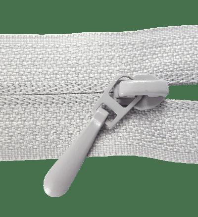 deslizador de cremallera invisible