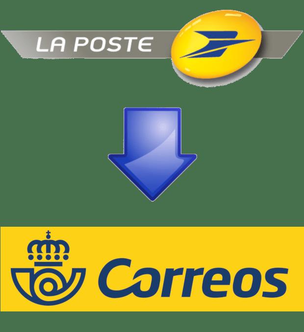 Entrega Francia España