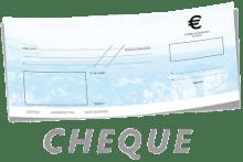 Paiement par chèque - Custom-Zip